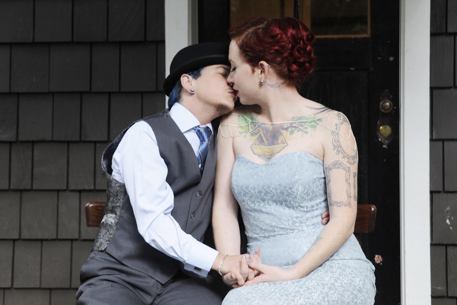 Ginevra + Ryan's Wedding